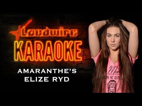Amaranthe's Elize Ryd Sings Sia's 'Chandelier' - Loudwire Karaoke