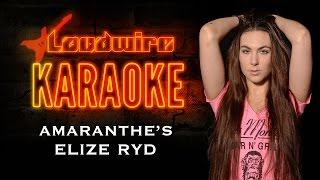 Скачать Amaranthe S Elize Ryd Sings Sia S Chandelier Loudwire Karaoke