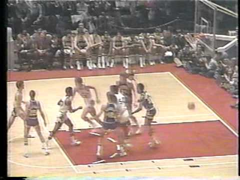 UK vs. ND basketball 12/31/1977