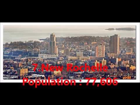 10 Largest Cities in New York State
