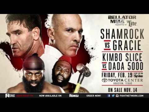 Ken Shamrock vs. Royce Gracie Announced for Bellator 149 and More on Newsmakers