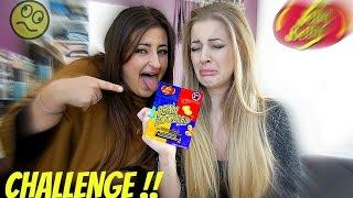JELLY BELLY Challenge !! Horrible ! Mais Rire assuré  +BÉTISIER