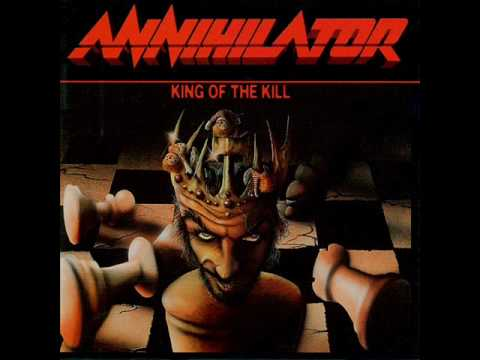 Annihilator - Catch the Wind