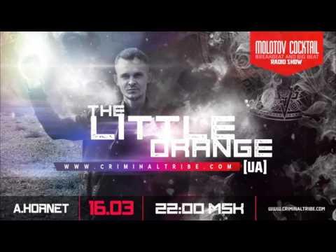 Molotov Cocktail #040 - The Little Orange UA breakbeat guest mix (16.03.17 Criminal Tribe Radio)