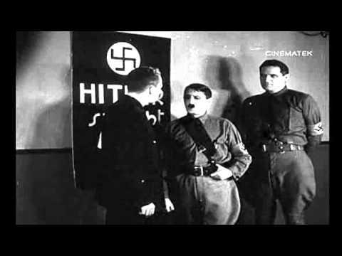 First American anti Nazi film found.