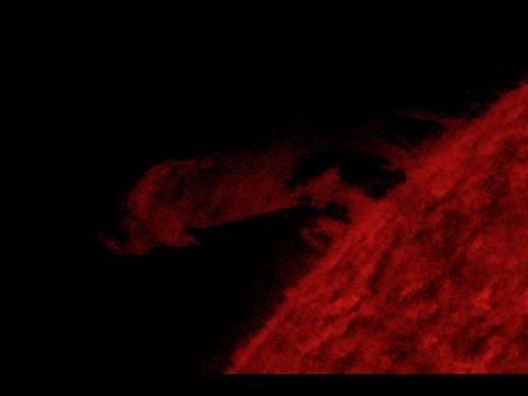 Solar Wind Impact, Tornado, Coronal Hole | S0 News Mar.1.2017