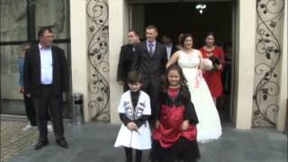 შაკოს და მილანას ქორწილი
