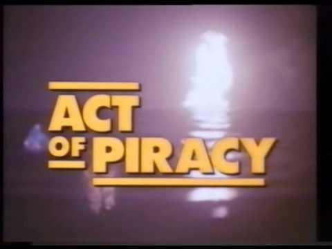 Random Movie Pick - Gary Busey in ACT OF PIRACY - Trailer (1988, German) YouTube Trailer