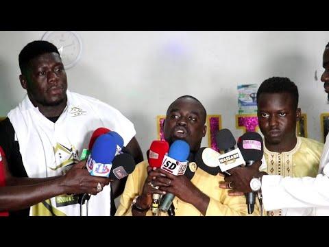 Intégralité face-à-face Bébé Saloum vs Franc,  Cogna 2 vs Weuz Diambar et...