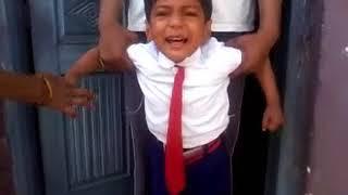 Mai school NAHI jaunga kid vs school