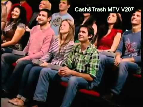 С_File на МТВ 01 (Cash & Trash 2012) Кэш и трэш. Кеш и треш. C_File on MTV