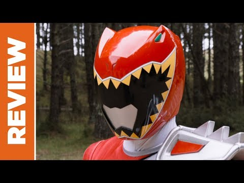 Power Rangers Dino Charge Vol 5 UK Review - Airlim