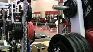 Indiana Hoosier Athlete Development Center (Strength Training)