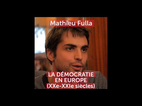 Meet our Profs: Mathieu Fulla on European political history