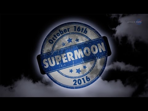 ScienceCasts: 2016 Ends with Three Supermoons