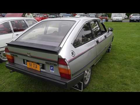 1984 Citroen GSA Pallas