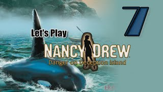 Nancy Drew 9: Danger on Deception Island [07] w/YourGibs - CLAMMING WOOD DETECTIVE