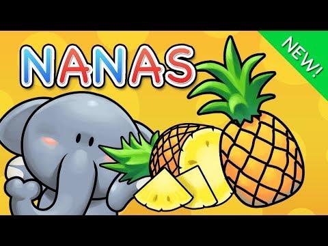 Lagu Anak Indonesia | Nanas