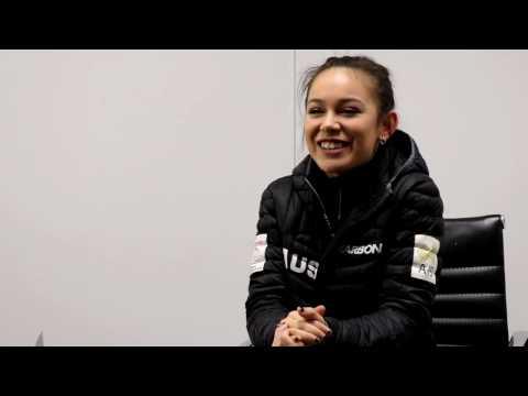 Kailani Craine interview at 2016 Australian Figure Skating Championships | OWIA