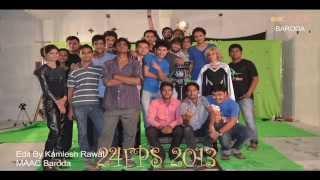 24FPS 2013 Making MAAC Baroda - BRONZE WINNERS
