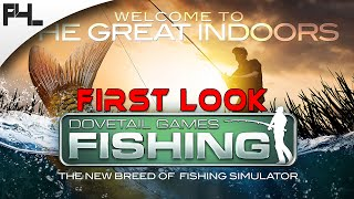 Dovetail Games Euro Fishing - Multiplayer Gameplay - First Look