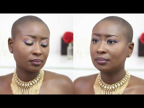 [DEDICACE# 2]- Queen of the Night Makeup Look | BAHISSÉ PARIS