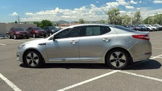 2013 Kia Optima Hybrid Denver, Lakewood, Wheat Ridge, Englewood, Littleton, CO K1674TA