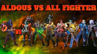 ALDOUS VS ALL FIGHTERS    GAMING PLANET