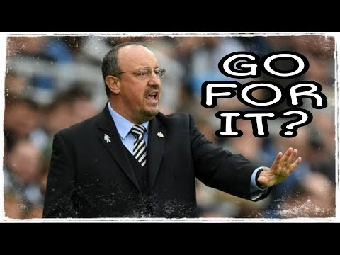 Surely we go for it? | Newcastle United v Leicester City preview