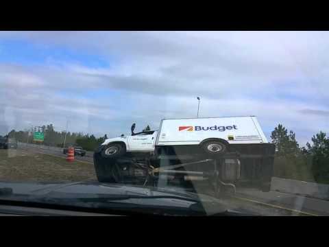 Moving Truck Fail