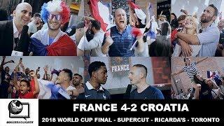 2018 World Cup Final - France 4-2 Croatia - Supercut - Ricarda's - | Toronto
