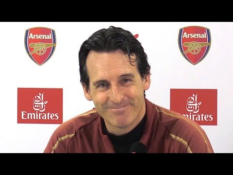 Unai Emery Full Pre-Match Press Conference - Liverpool v Arsenal - Premier League