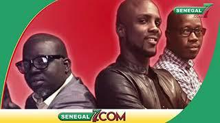 Xalass du lundi 15 juillet 2019 avec Mamadou M Ndiaye Ndoye Bane et Aba No Stress