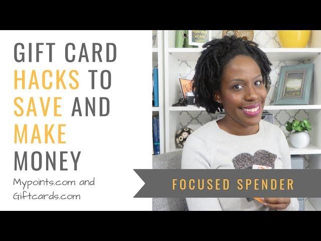 Gift Card Hacks to Save AND Make Money