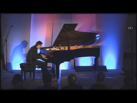 """""""Heal"""" (Live Performance) by Gary Girouard - at Whisperings Solo Piano Music Awards 2014"""