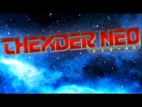 Classic Game Room - THEXDER NEO review for PS3