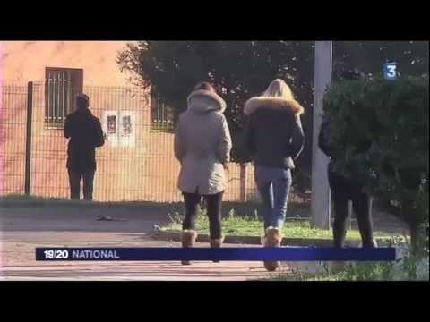 Lycée de la Nouvelle Chance - Reportage de France 3 - 05/03/13