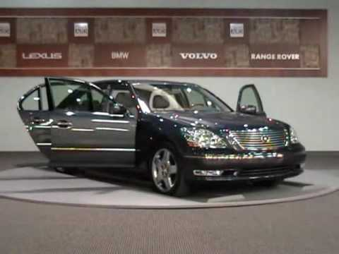 Lexus Pre Owned >> 2006 Lexus Ls430 - YouTube