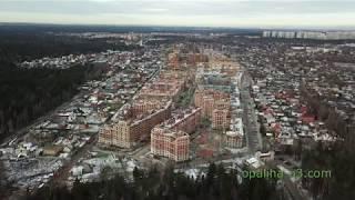 видео Опалиха О3 — квартиры от застройщика Urban Group официальный сайт Красногорский район