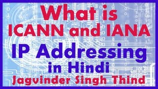 What is ICANN and IANA - IP Addressing Part 3