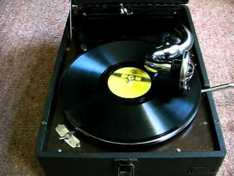 Boomerang - Arthur Smith & His Cracker Jacks on HMV 78 RPM