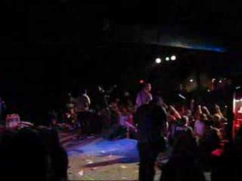 New Found Glory  Clip of Boy Crazy @ The Masquerade ATL