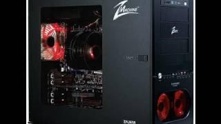 Zalman GT1000 Z-Machine Black PC Computer Review