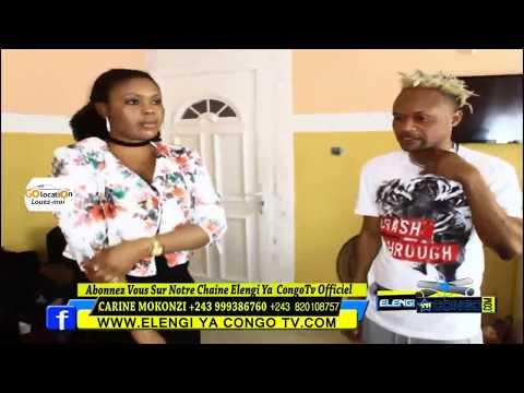 Télé Réalité José De Londres Ayeli Carine Mokonzi 5 Valise Ya Forme + Ba Chaussures