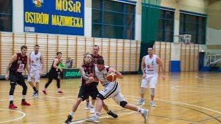 Sokół Ostrów Mazowiecka - KKS Tur Basket Bielsk Podlaski