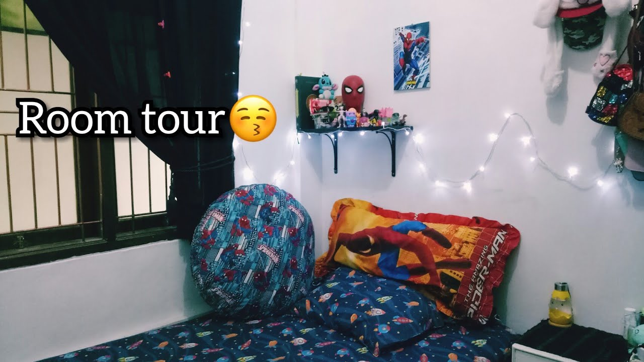 Room tour ✨