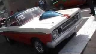 Pinks Armdrop,Bandimere Speedway,1964 A/FX Comet