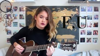 F.U - Little Mix / Cover by Jodie Mellor