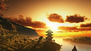 2 HOURS of Relaxing Chinese Piano and Violin Music. Relaxing Slow Music for Meditation and Sleep