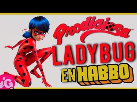 ¡LadyBug en #Habbo!   IrizGomez